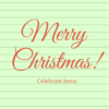 Jesus Is Born – Go Tell About the One Who Gives